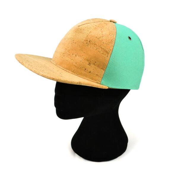 Kork Baseball Cap «Green»