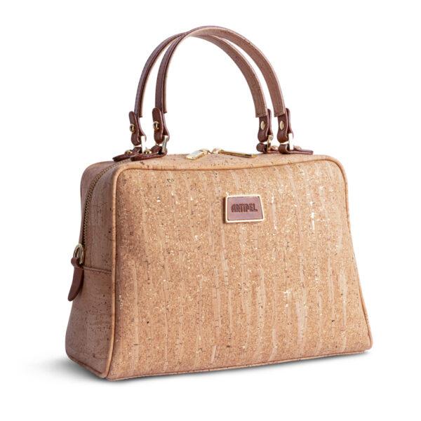 Kork Handtasche «Glitter» von Artipel