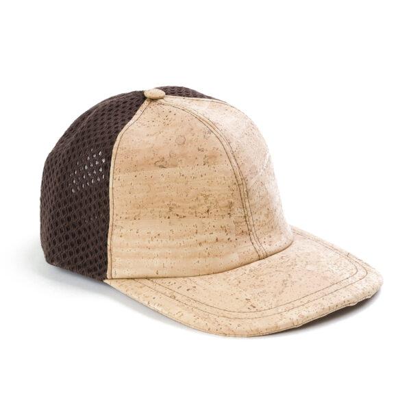 Baseball Cap «Browny» aus Kork