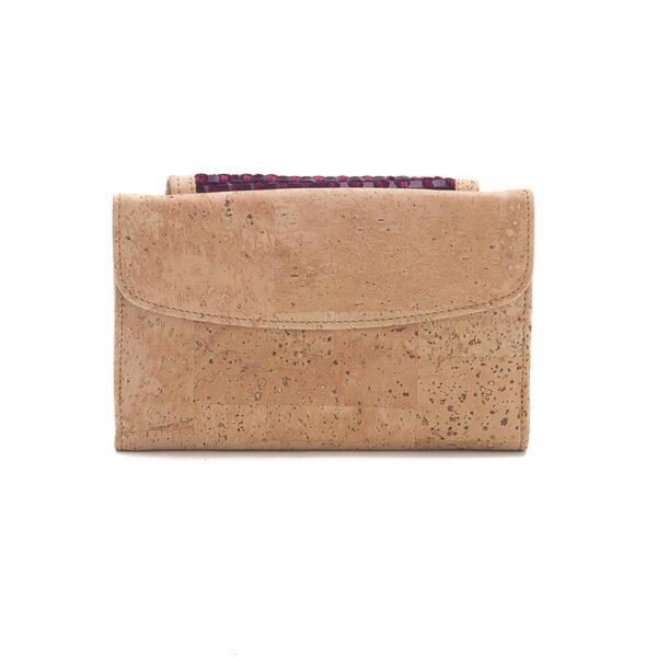 Kork Portemonnaie «Padrão»