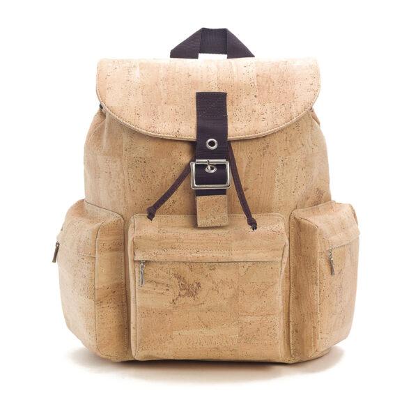 Rucksack «Natural» aus Kork