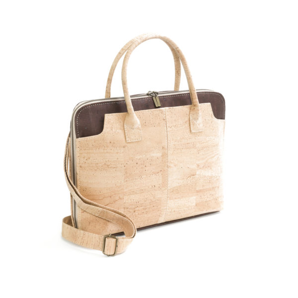 Kork Laptoptasche «Chocolate»