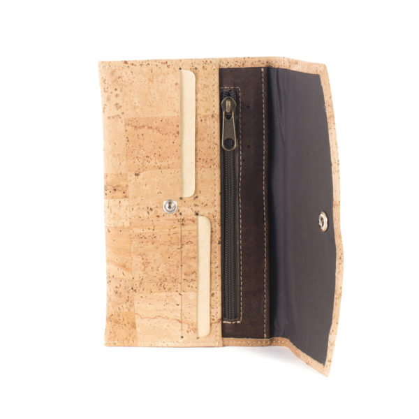 Kork Portemonnaie «Dobra» von Artelusa