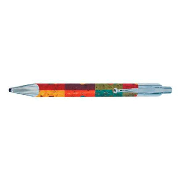 Kork Kugelschreiber «Cores» von Artipel