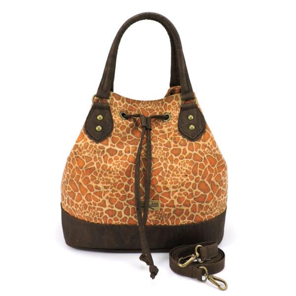 Kork Tasche «Giraffe» von CorkLane