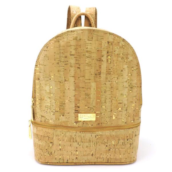 Rucksack «Gold» natur aus Kork