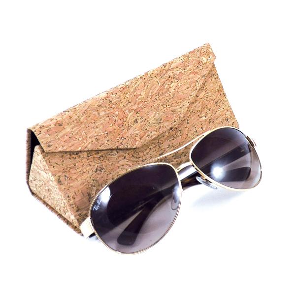 Brillenetui «Folder» aus Kork