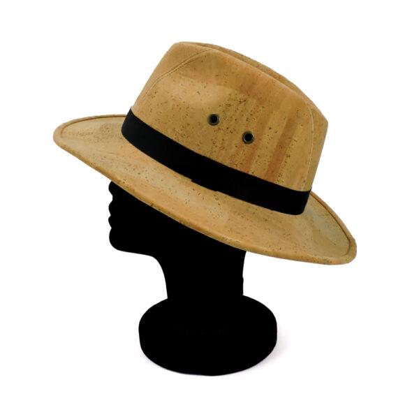 Kork Hut «Panama» natur von CorkLane