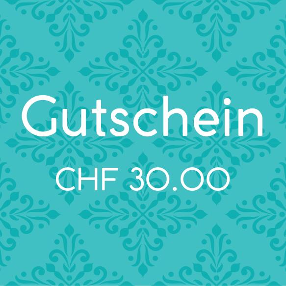 Gutschein für Korkprodukte CHF 30.00