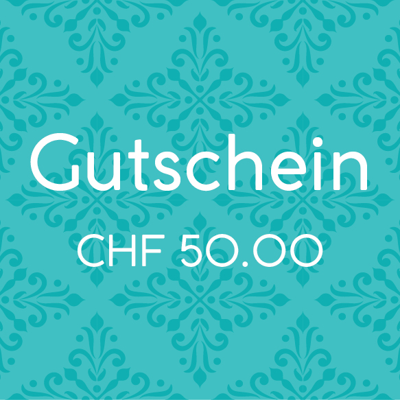 Gutschein für Korkprodukte CHF 50.00