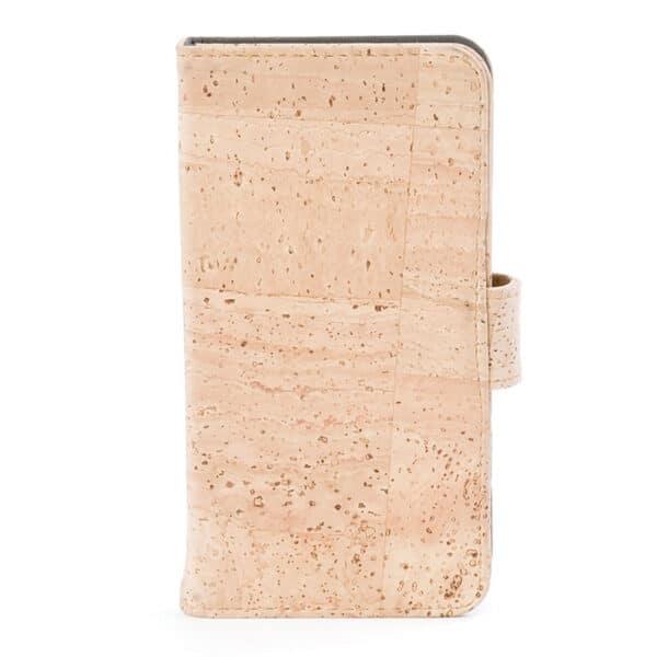Handyhülle / Klapphülle «iPhone 8» aus Kork