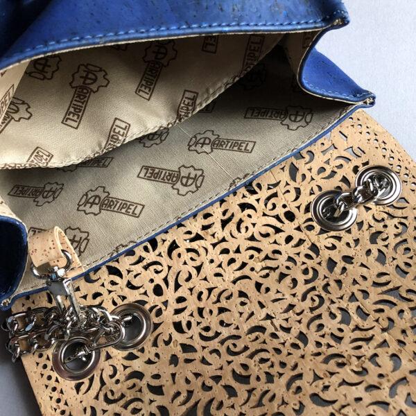Kork Handtasche «Inspira 24» von Artipel