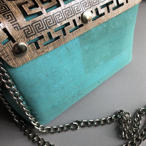 Handtasche «Inspira 23» aus Kork von Artipel