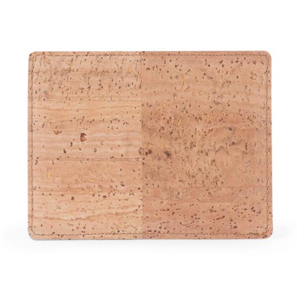 Kartenhalter Natural aus Kork