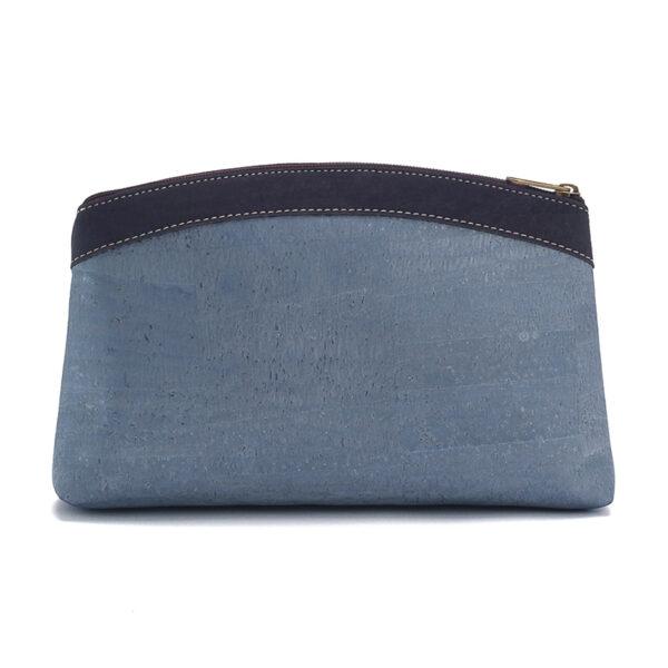 Kleine Kork Tasche «Metallic»