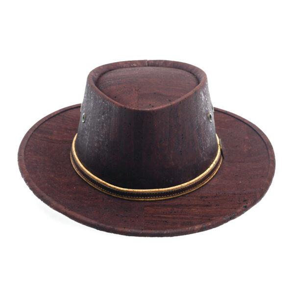 Kork Hut «Porto» braun von Artelusa