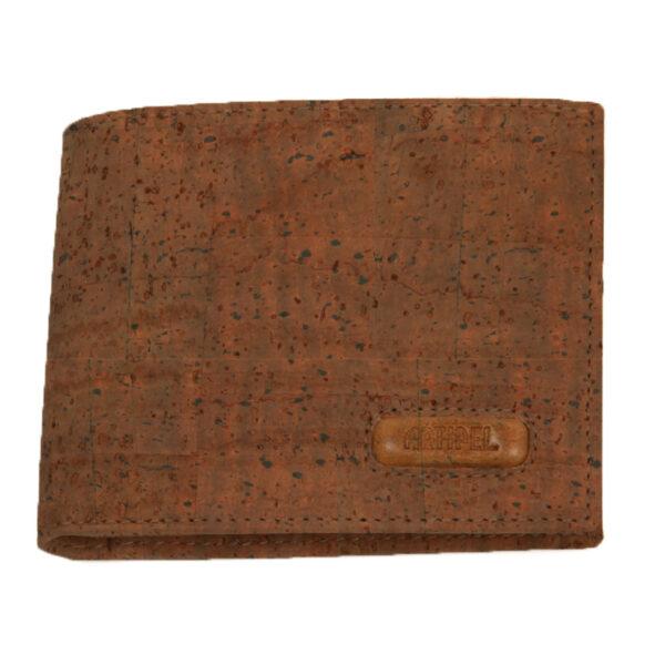 Kork Portemonnaie «Artipel» braun