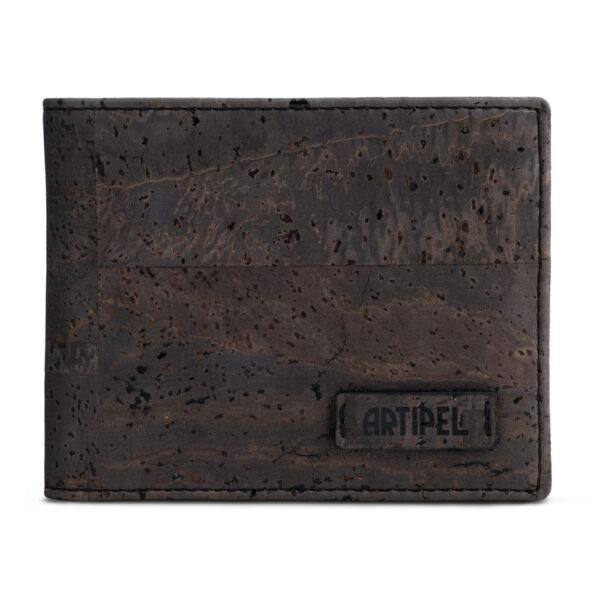 Kork Portemonnaie «Preto»