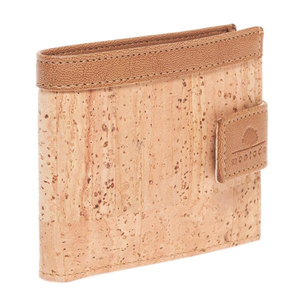 Kork Geldbörse «Stripe» von Montado