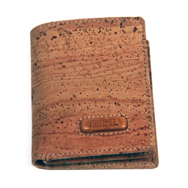 Kork Portemonnaie «Vertic» von Artipel