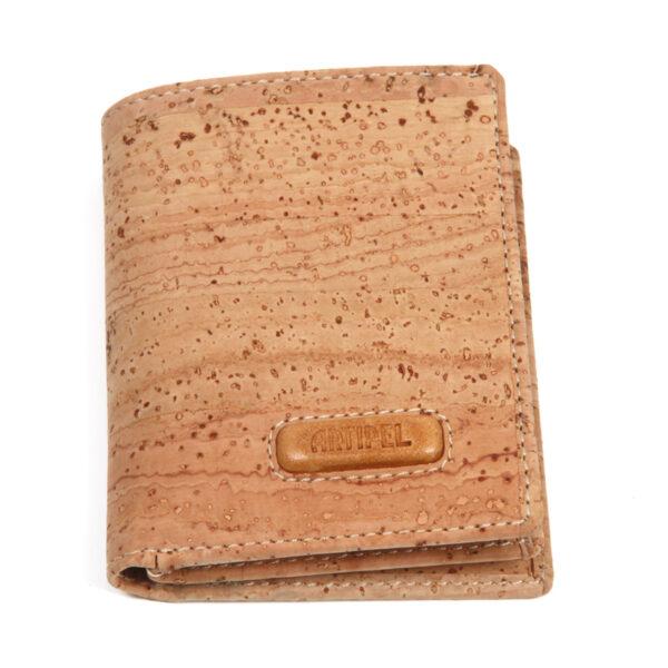 Kork Portemonnaie «Vertic»