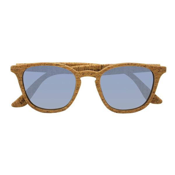 Kork Sonnenbrille Niebla von Parafina