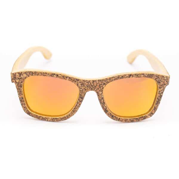 Kork Sonnenbrille Shine
