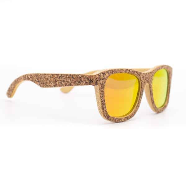 Kork Sonnenbrille