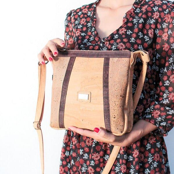 Kork Tasche Nairobi von Montado