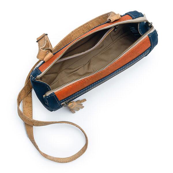 Kork Tasche «Orange» von Artelusa