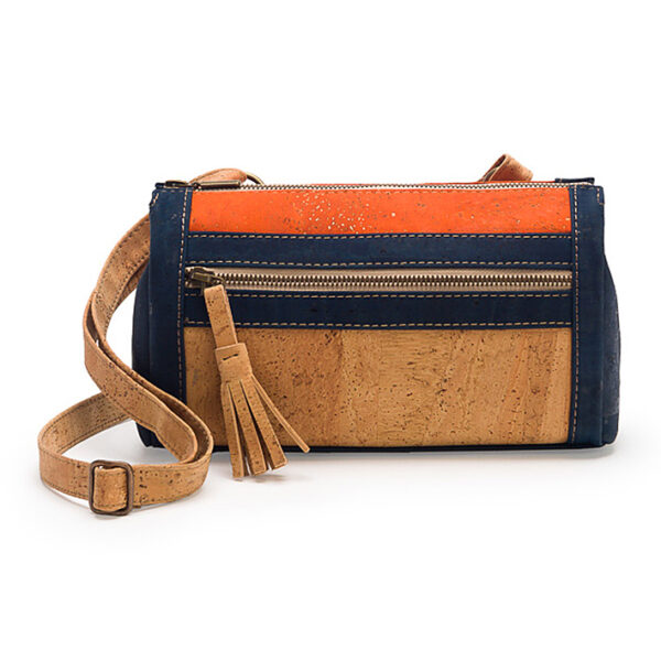 Kork Tasche Orange