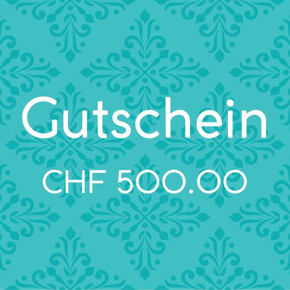 Kork Gutschein 500