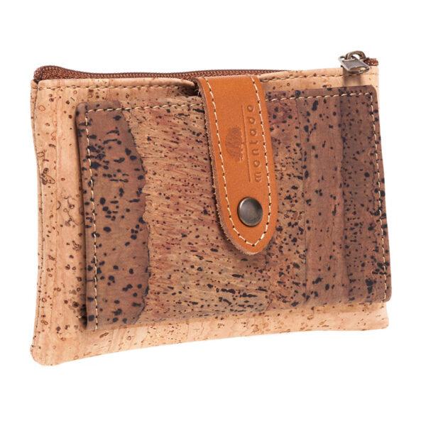 Kork Portemonnaie «Clip»