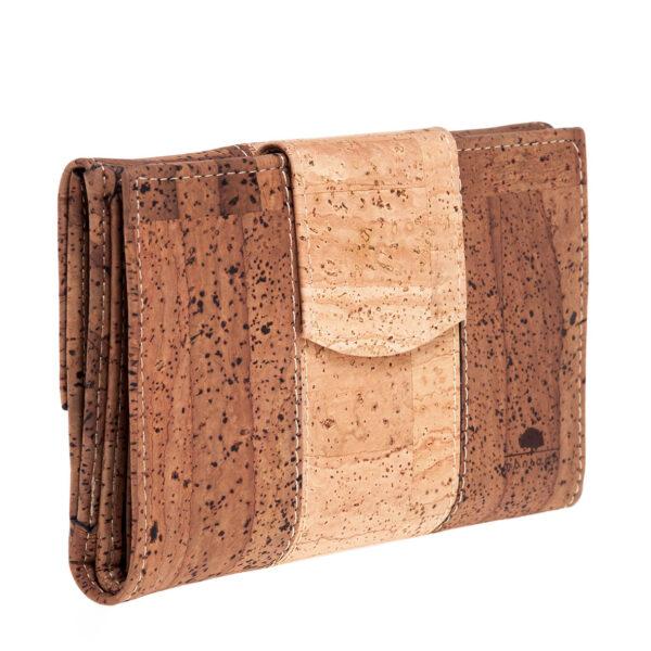 Kork Portemonnaie «Montado» natur