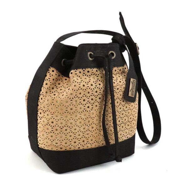 Handtasche «Eva Bucket» aus Kork