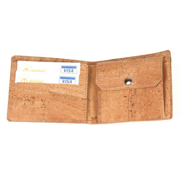 Portemonnaie «Simply» aus Kork von Artipel