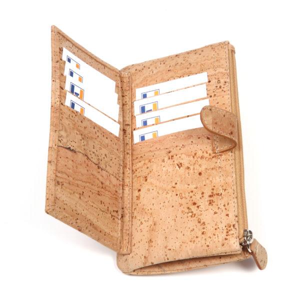 Kork Portemonnaie «Porta» von Artipel