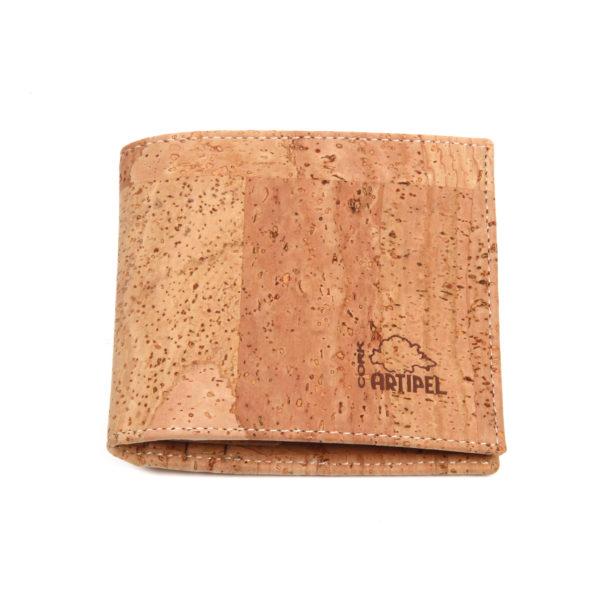 Kork Portemonnaie «Quadrado» von Artipel
