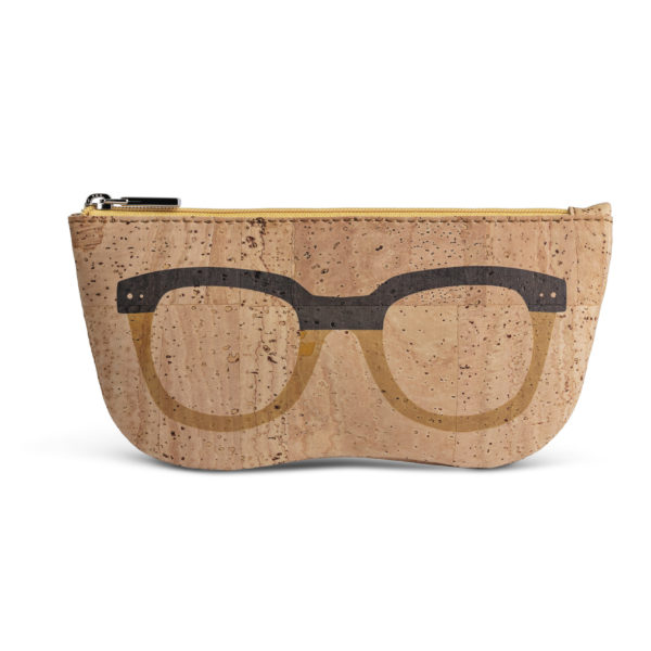 Brillenetui «Oculos» aus Kork