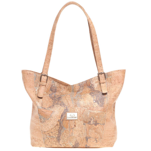 Nachhaltige Handtasche Monta aus Kork