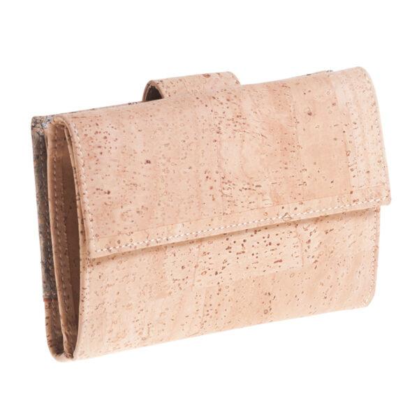 Portemonnaie «Mapa L» aus Kork von Montado