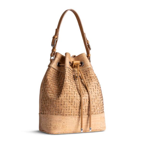Handtasche «Fifty Six L» aus Kork