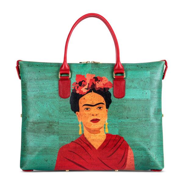 Handtasche «Frida» aus Kork