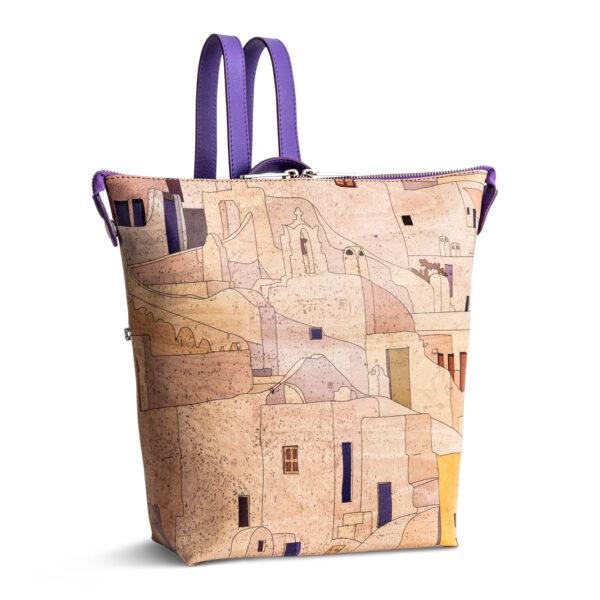 Kork Tasche «Tangerina» von Artipel – Kork Taschen und Rucksäcke