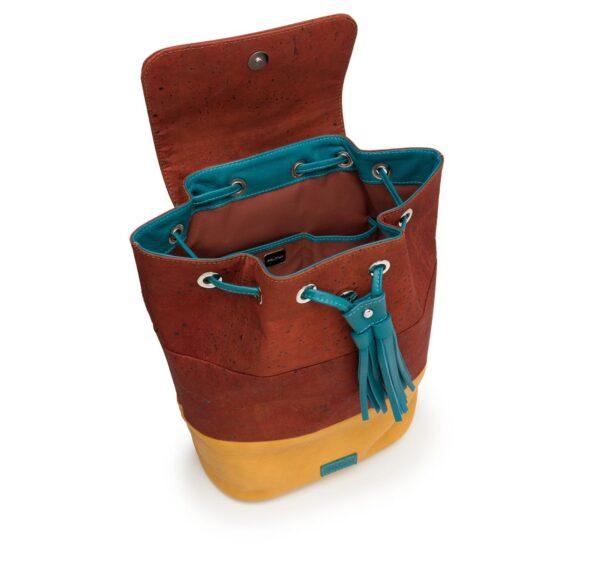 Rucksack-Chilli-aus-Korkleder