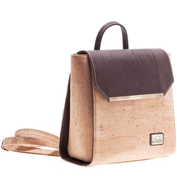 Rucksack «Golden Brown» aus Kork