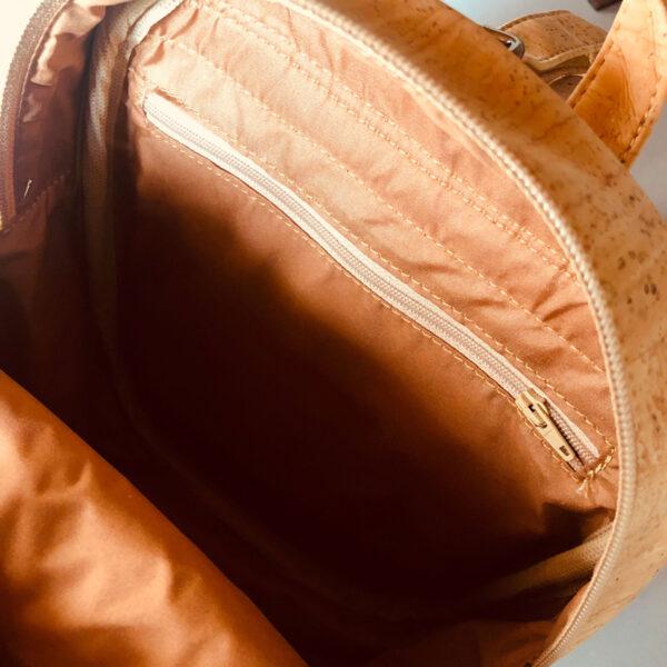 Rucksack «Redondo» aus Kork