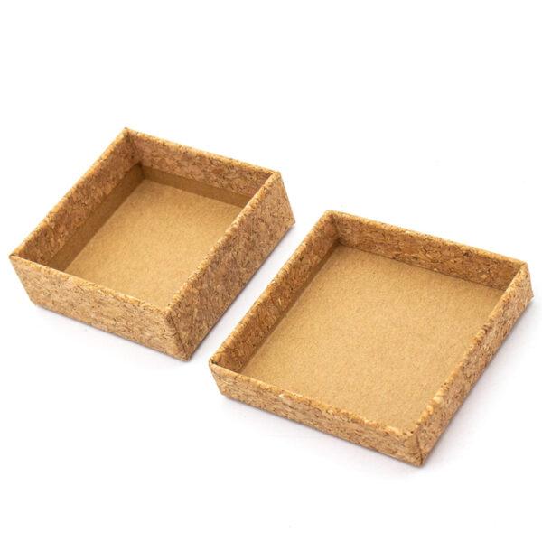 Kleine Schachtel aus Kork
