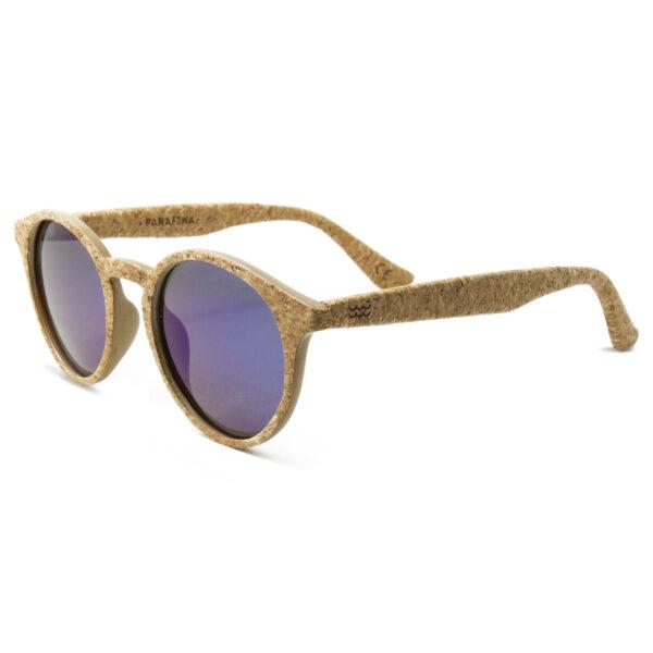 Sonnenbrille Laguna Dark aus Kork