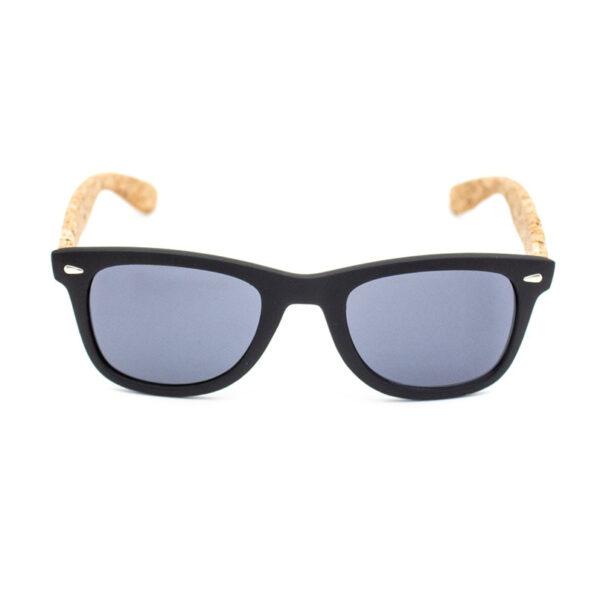 Sonnenbrille mit Korkbügel